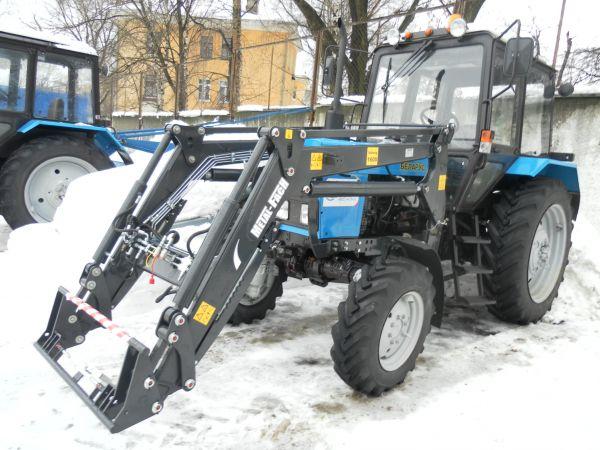 Экскавационное оборудование к тракторам Беларус.