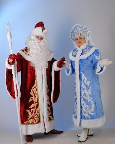 красная шапочка фото новогодних костюмов