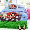 Постельное белье Angry Birds