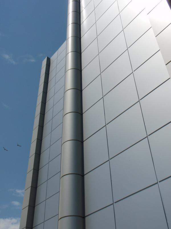 Алюминиевые панели, какие они