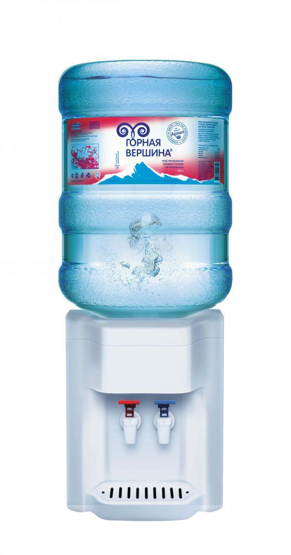 Доставка воды на дом и в офис горная