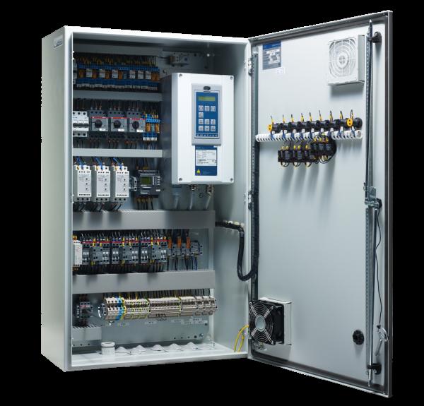 Шкаф управления задвижкой аэп40-001-54-113п