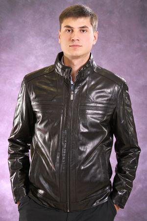 Дубленки мужские кожаные куртки