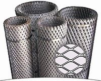 Производство просечно-вытяжной сетки