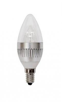 LED Лапа свеча 3 вт