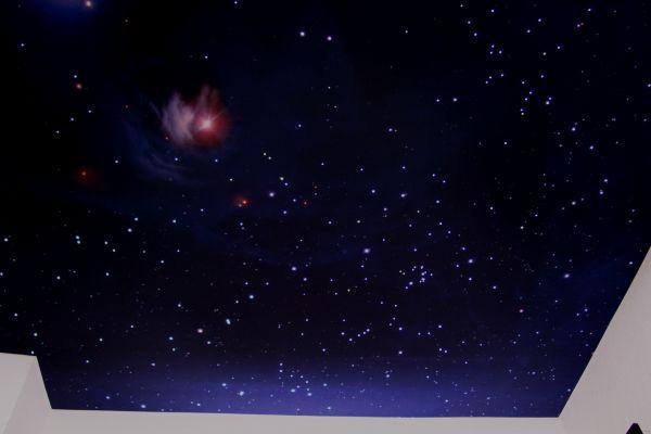 Ночник звездное небо сделать своими руками