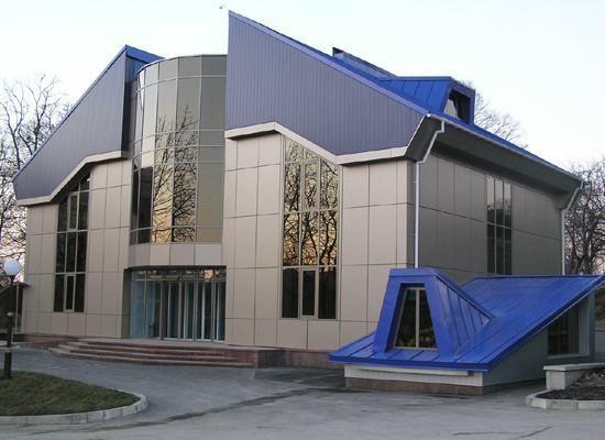 Капитальный ремонт фасада многоквартирного дома снип
