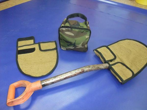 Чехлы и сумки для охотников, рыболовов и хозяйственного инвентаря.