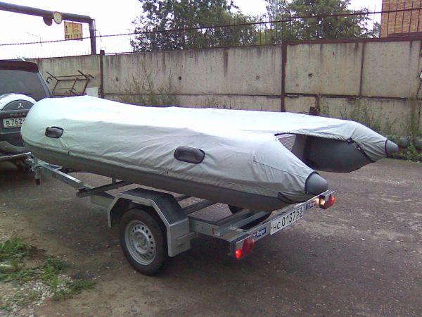 Как сделать транспортировочный тент на лодку пвх своими руками