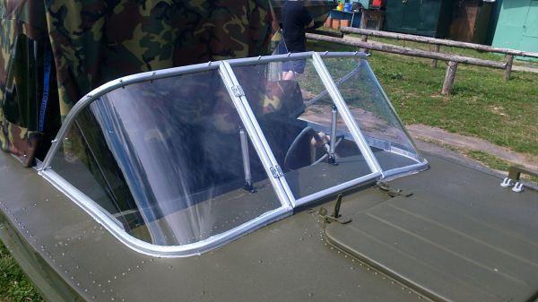 как учинить  самому рамку чтобы стекла держи лодку