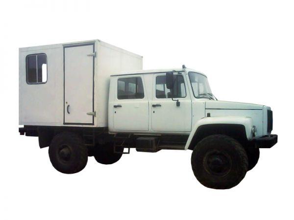 егерь 2 на ГАЗ-33081 садко
