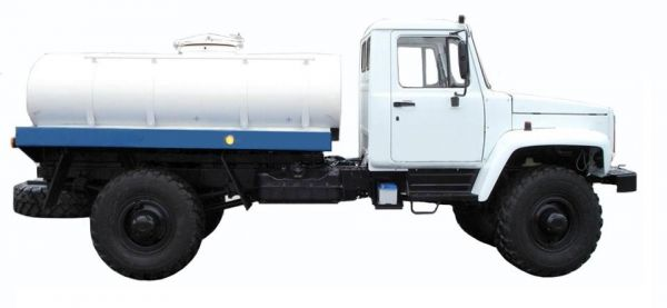 водовоз газ-33081