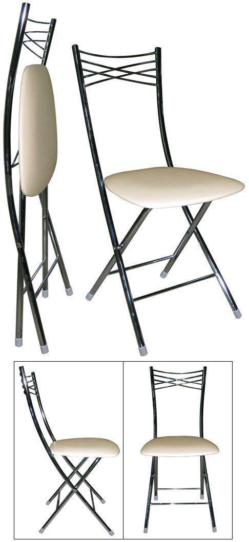 Металлический стул для кухни своими руками
