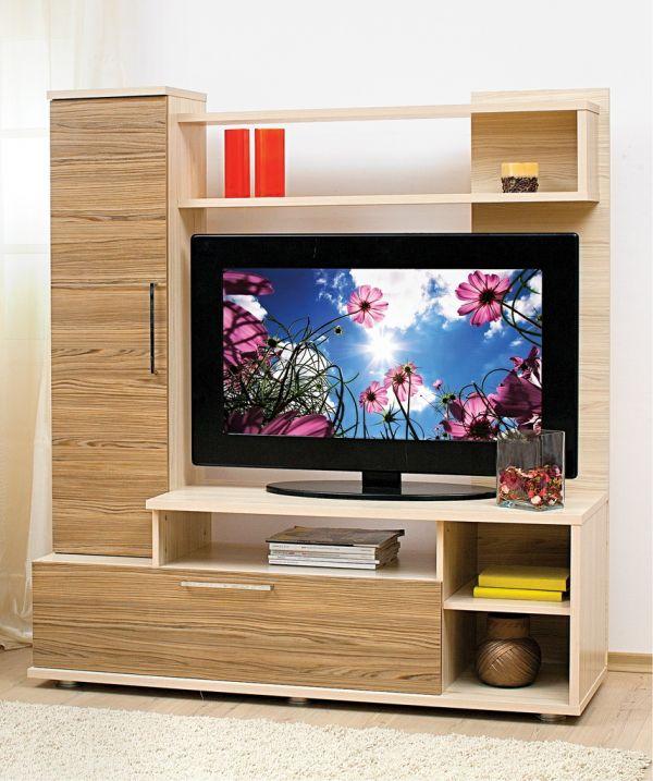 Мини стенки под телевизор фото
