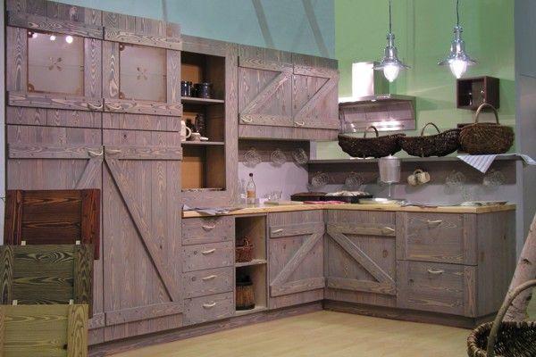 стандартные кухни фото