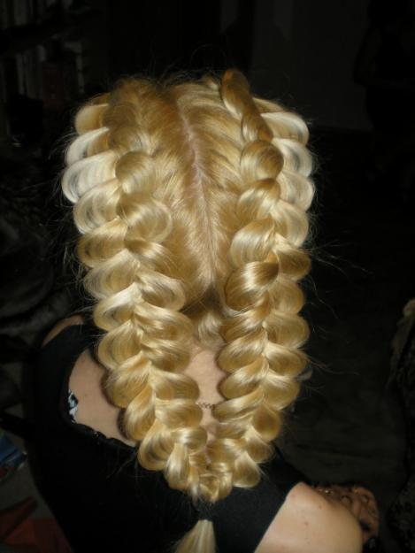 Калининград плетение кос