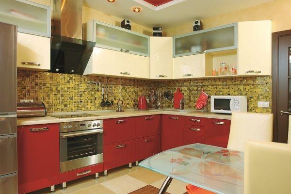ванные кухни фото