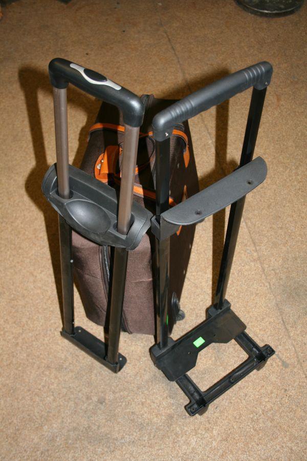 Ремонт чемоданов, замена фурнитуры.