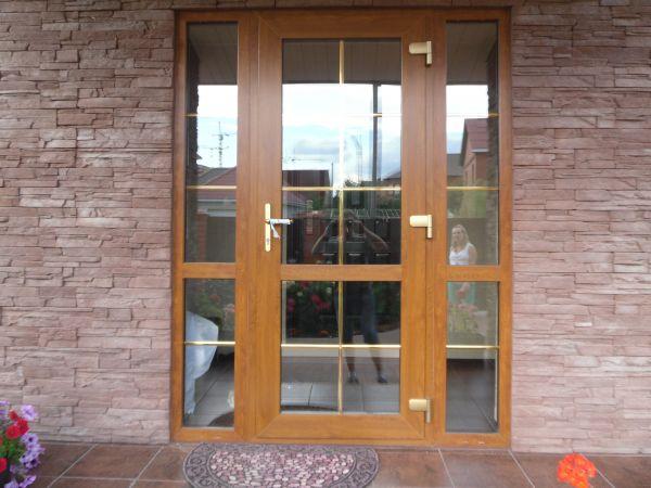 дверь входная пвх гарантия