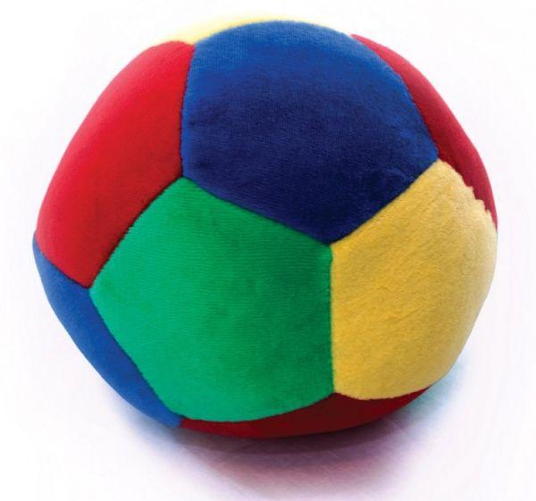 Мягкий мяч для малышей своими руками 41
