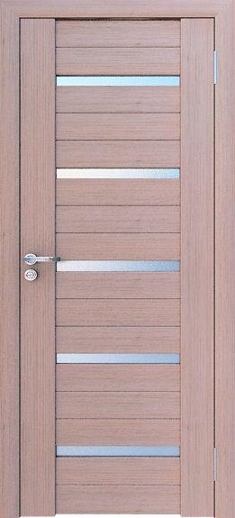 дверь наборная: Плаза до остеклённая с матовым стеклом