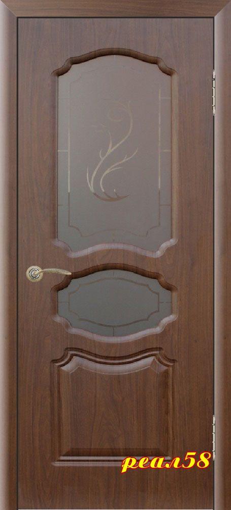 виктория до, дверь остеклённая с объёмной фрезеровкой