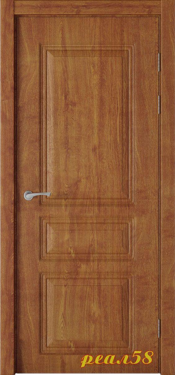 кардинал дг, дверь глухая с объёмной фрезеровкой