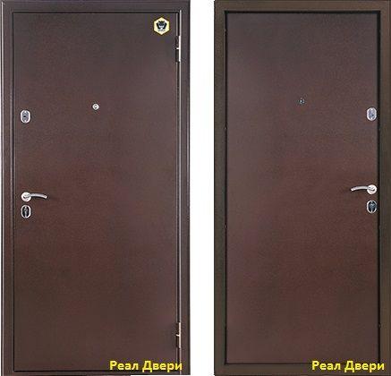 входная дверь Казанская: Бульдорс стил - 12
