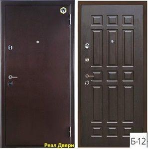 входная дверь Казанская: Бульдорс-24 рисунок Б12
