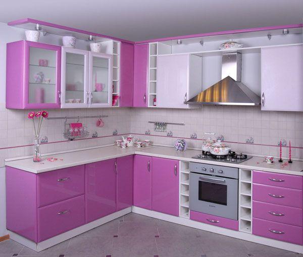 Кухня мдф плёнка пвх глянец