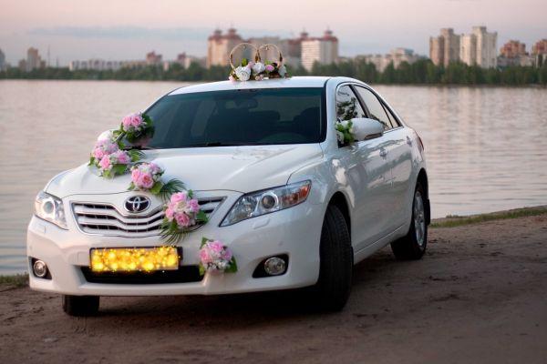Сшить украшение для свадебной машины фото 174