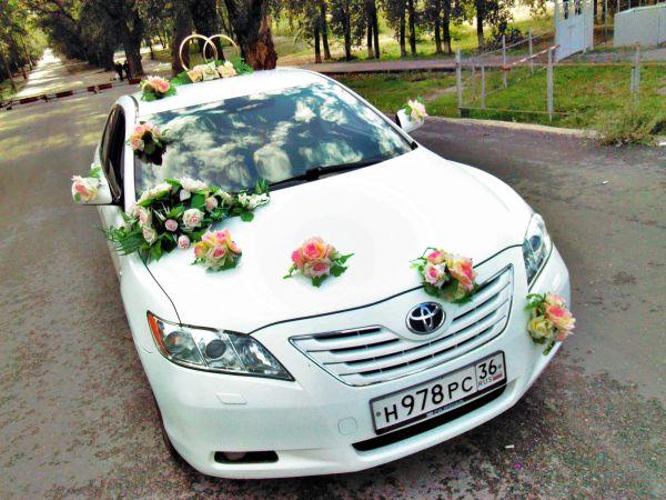 Свадебные украшения для свадьбы