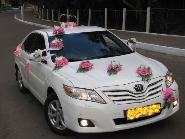 Сшить украшение для свадебной машины фото 205