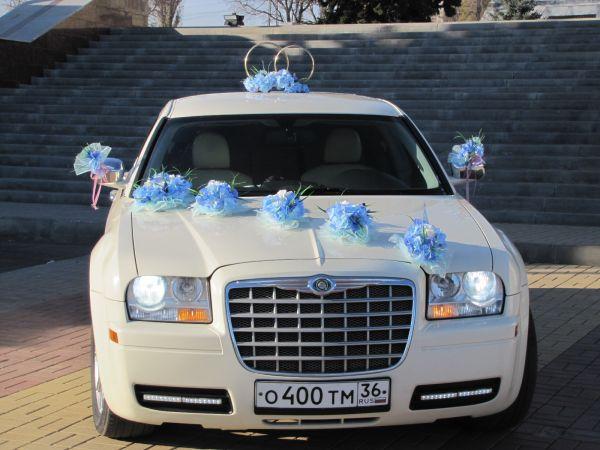 Сшить украшение для свадебной машины фото 861