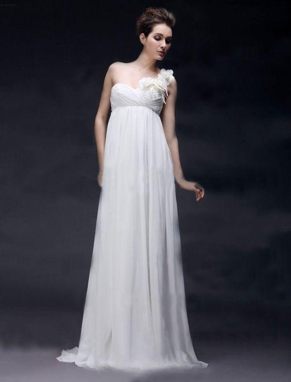 Свадебное платье для беременных 00067034