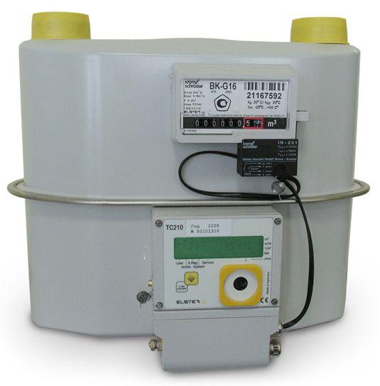 Комплекс для измерения количества газа СГ-ЭК-Т-6500/6.3 Ду=300мм