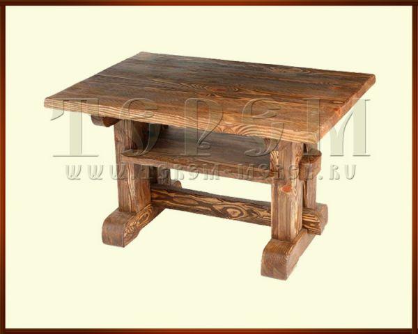 Как сделать крепкий стол
