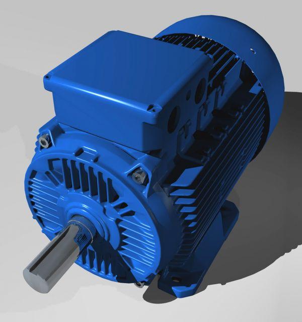 Ремонт электродвигателей да 132 кВт