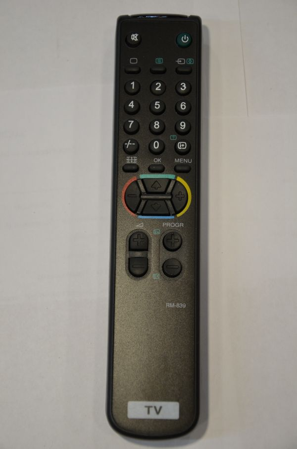 Sony RM-839 [TV]