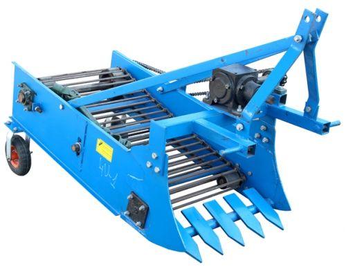 Оценить.  Картофелеуборочная машина для выкапывания картофеля, отсеивания земли...  Средне.  29990.00руб.