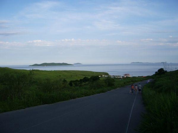 дорога из Славянки