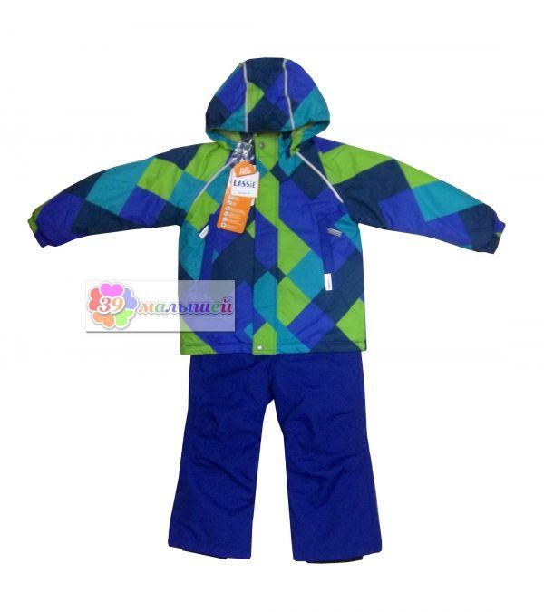 Комплект (куртка+полукомбинезон) Lassietec. . Мембранная одежд