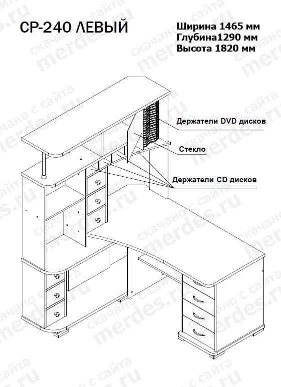 Схема сборки компьютерного