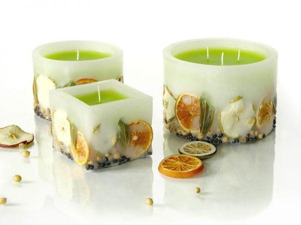 Изготовление свеч в домашних условиях