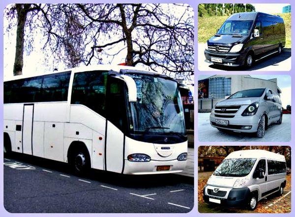 Заказ микроавтобусов до 20 мест (volkswagen crafte ижевск