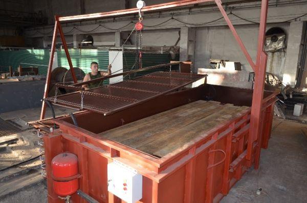 Вакуумная сушилка для древесины своими руками