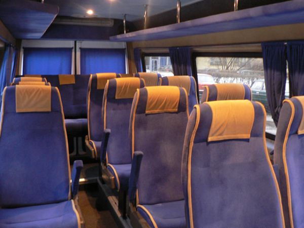 Аренда микроавтобуса из Самары