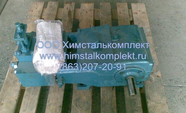 Насос водяной трехплунжерный 23пт25д1м2