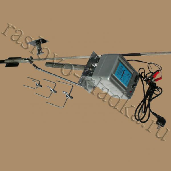 Электропривод для гриля своими руками
