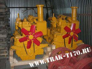 запчасти т-170